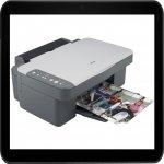 Epson Stylus DX3850 Sublimationszubehör