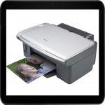 Epson Stylus DX4850 Plus Sublimationszubehör