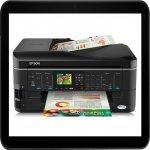 Epson Stylus Office BX625FWD Sublimationszubehör