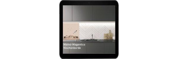 Memo-Magnetico Nischenborde