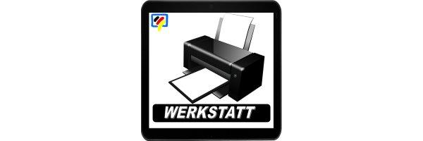 Drucker Werkstatt