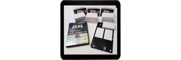 Starterpakete für PVC Kartendrucker