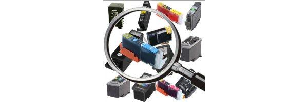 Druckerpatronen für Canon Drucker