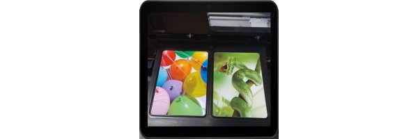 PVC Kartendrucker Starterpakete