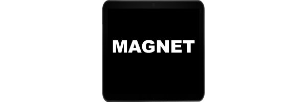mit Magnetstreifen - doppelseitig bedruckbar