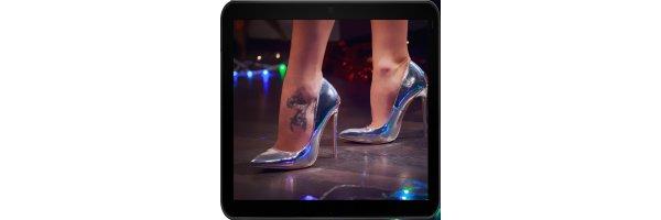 Tattoo Folien für den Laserdruck