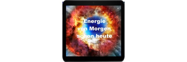 Energie selber machen