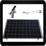 Solarmodulzubehör