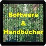 Software + Handbücher + Treiber