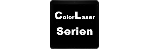 HP Color Laser Serien
