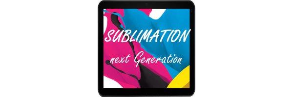 GIC Sublimationstinte (Neu)