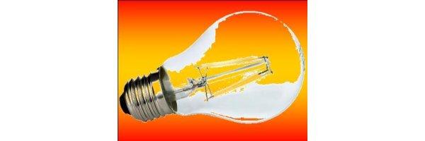 LEDs mit Faden