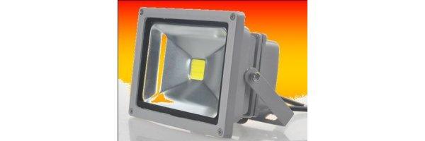 LED Aussenstrahler / Flutlicht
