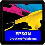 So einfach geht Druckkopfreinigung bei Epson...