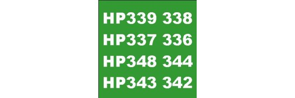 HP348 / HP344 / HP343 / HP342 / HP339 / HP338 / HP337 / HP336