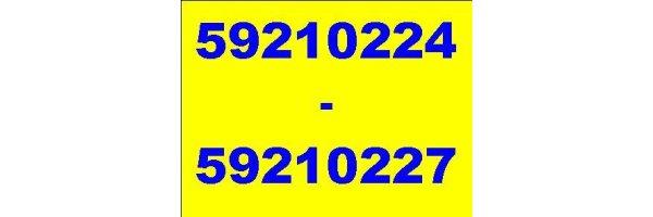 592-10224 - 592-10227 - 966
