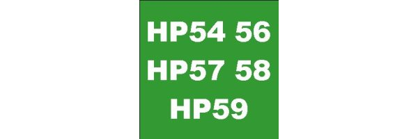 HP54 / 56 / 57 / 58