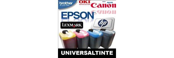 Universal Nachfülltinte für fast alle Drucker