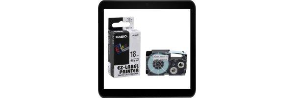 Casio Beschriftungsbänder & Zubehör