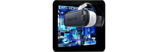 VR / Shutter Brillen
