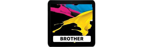 Nachfüllservice für Brother Druckerpatronen