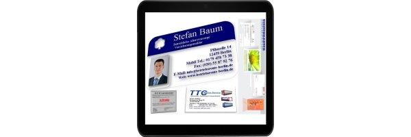 Visitenkarten / PVC Karten
