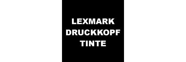 Nachfülltinte für Lexmark Druckkopfpatronen