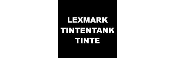 Nachfülltinte für Lexmark Tintentankpatronen