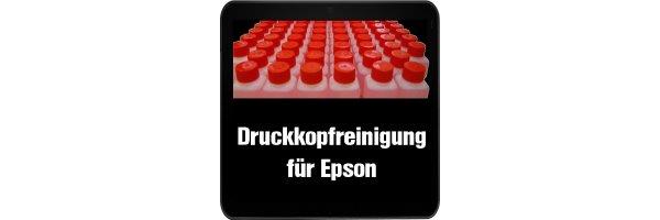 Epson Druckkopfreinigung