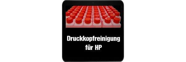 HP Druckkopfreinigung