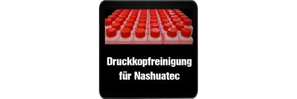 Nashuatec Druckkopfreinigung