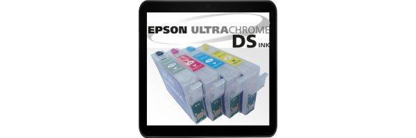 Patronen mit Epson Ultrachrome DS