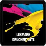 Nachfülltinte für Lexmark Druckerpatronen...