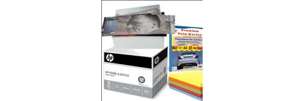Papiere, Folien & Vordrucke