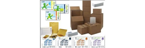 Versand & Verpackungen
