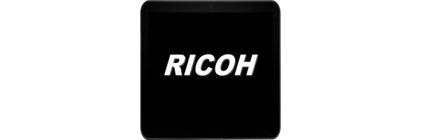 Ricoh Druckermodellsuche