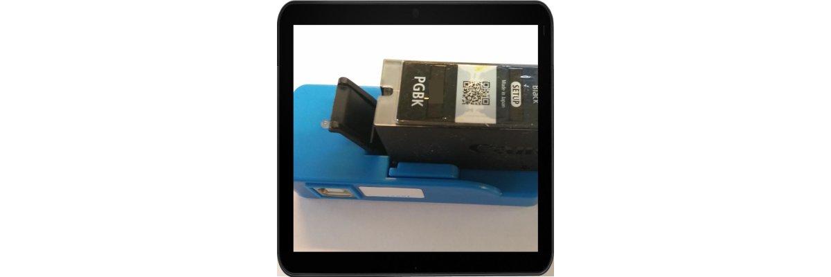 Chipresetten bzw. Chipdeaktivierung für PGI580 und CLI581er Canon Druckerpatronen - TiDis Berlin - Chipresetten bzw. Chipdeaktivierung für PGI580 und CLI581er Canon Druckerpatronen - TiDis Berlin