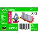 HP920MXL - TiDis XL Ersatzpatrone - magenta - mit 17ml...
