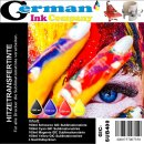 GIC - Hitzetransfertinte | Sublimationstinte Promopack -...