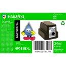 HP363BK - TiDis Ersatzpatrone für C8719EE - schwarz...