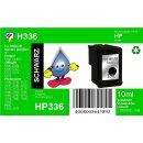 HP336 - TiDis Ersatzpatrone für C9362EE - schwarz -...