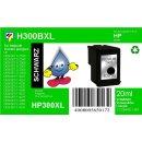 HP300BXL - TiDis Ersatzpatrone für CC641EE - schwarz...