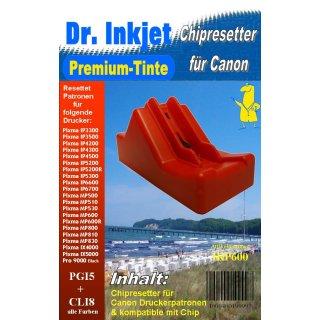 IRP601 - PGI5 & CLI8er -Chipresetter f.Canonpatronen-IRP600