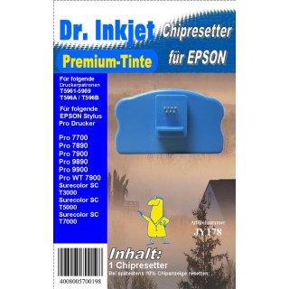 JY178 - Chipresetter für Epson T5961-5969