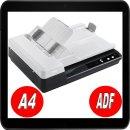 Dokumentenscanner A4 Avision AD130 Flachbett-Einzugscanner