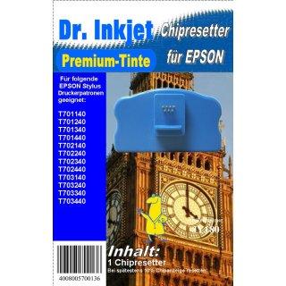 JY180 - Chipresetter für Epson T7011, T7012, T7013, T7014, T7031, T7032, T7033, T7034 für Work Force Drucker