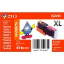 CLI-581M XXL TiDis Ersatzpatrone magenta mit ca. 12ml...