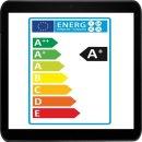 6,5 Watt SMD LED-Spot Alu, MR16 / GU5.3, Warmweiß...