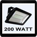 200 Watt SMD LED Außenstrahler / Flutlicht