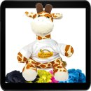 """Giraffe """"Conrad"""" mit einer Sitzhöhe von..."""